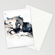 Bodysnatchers  Stationery Cards
