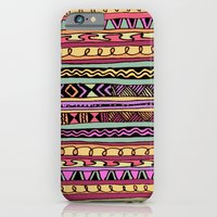 iPhone & iPod Case featuring love africa by cubik rubik