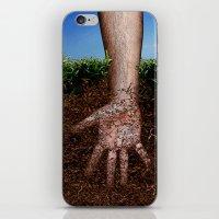 CRECIMIENTO / GROWTH iPhone & iPod Skin