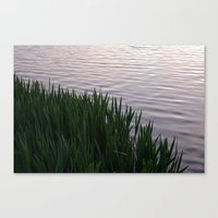 Tranquility: Twilight Waters Canvas Print