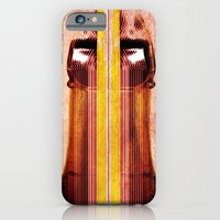 iPhone & iPod Case featuring BOT by lucborell