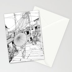 Kyoto - the old city Stationery Cards