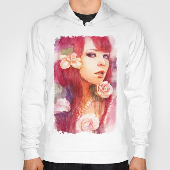 Kiss from a rose Hoody