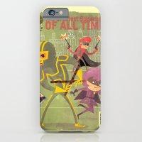 iPhone & iPod Case featuring kick ass fan art 2 by danvinci