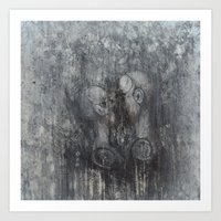 You Smiled Softly, Our L… Art Print