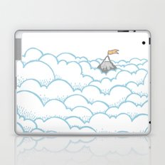 Peak above the clouds Laptop & iPad Skin