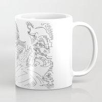 Futuristic Lab Mug