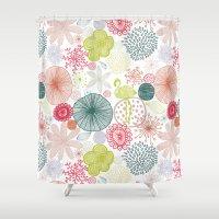 Sweet Paradise Shower Curtain