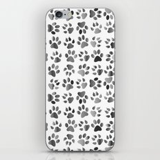 Muddy Paws iPhone & iPod Skin