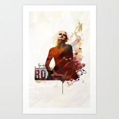 Adore Proto-1 Art Print