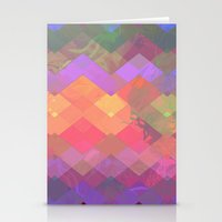 Color Wave Stationery Cards