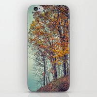 Above The Clouds In Appa… iPhone & iPod Skin