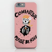 Oh, Clementine Please Be… iPhone 6 Slim Case