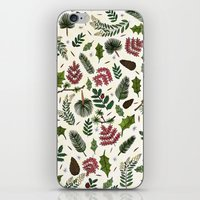 Winter Foliage  iPhone & iPod Skin
