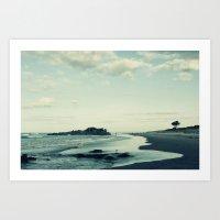 Sea Breeze Art Print