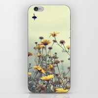 a spring clean for the May queen iPhone & iPod Skin