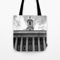 Penn State Old Main #1 Tote Bag