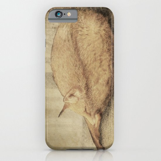 A Quiet Place (sepia option) iPhone & iPod Case