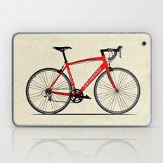 Specialized Racing Road Bike Laptop & iPad Skin