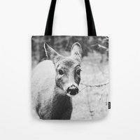 deer. Tote Bag