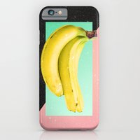 iPhone Cases featuring Eat Banana by Danny Ivan