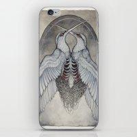 Coalesce art print  iPhone & iPod Skin