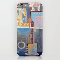 iPhone & iPod Case featuring magician by Marianna Tankelevich