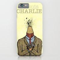 Je Suis Charlie iPhone 6 Slim Case