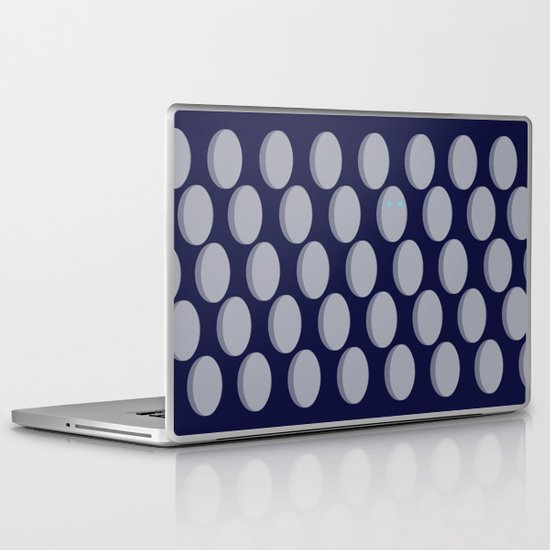 I,Robot Laptop & iPad Skin