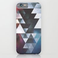 iPhone & iPod Case featuring wyy tww gryy by Spires