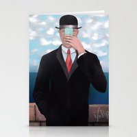 Son of Woman  Stationery Cards