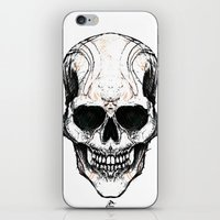 Skully #1 iPhone & iPod Skin