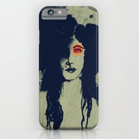 iPhone & iPod Case featuring The Pre-Raphaelite by Bonnie J. Breedlove
