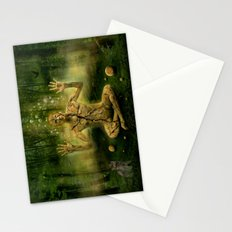 Magic forest cure Stationery Cards