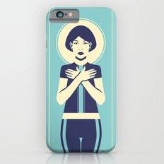 Evangeline Blue Slim Case iPhone 6s