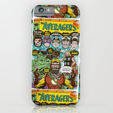 the Averagers iPhone 6s Slim Case