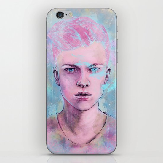 Astraeus iPhone & iPod Skin