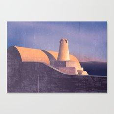 Architexture Canvas Print