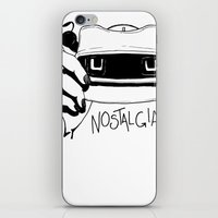 Nostalgia iPhone & iPod Skin
