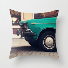 Torino's model 128 Throw Pillow