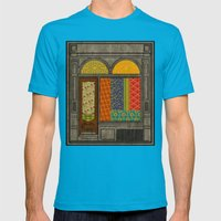 Shop Windows Mens Fitted Tee Teal SMALL