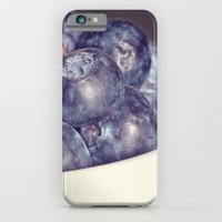 iPhone & iPod Case featuring Blueberries by Dena Brender Photography