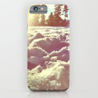iPhone & iPod Case featuring Ski Lodge Days by TaylorT