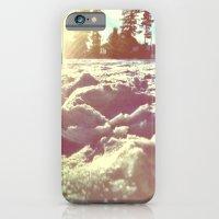 Ski Lodge Days iPhone 6 Slim Case