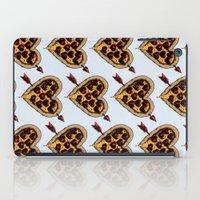 Pizza Love iPad Case