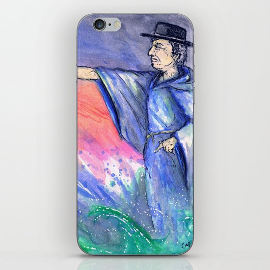 """Tempest"" by Cap Blackard iPhone & iPod Skin"