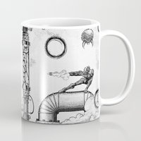 Mother Brain Super Metro… Mug