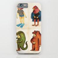 Costumes - Animalados iPhone 6 Slim Case