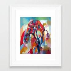 Ruben15 Framed Art Print