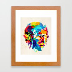 180215 Framed Art Print
